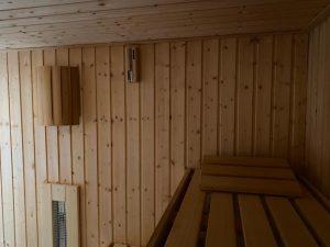 Rumah Senang sauna
